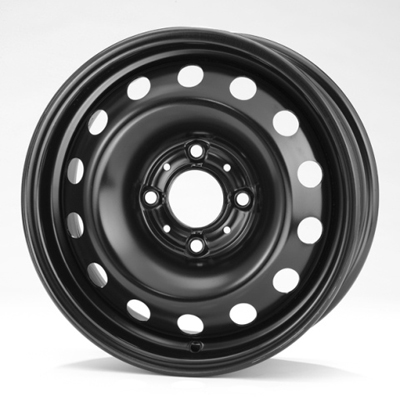 Диск Magnetto 5,5x14 4/100 ET49 D56,5 (14013 AM) Black Daewoo Nexia