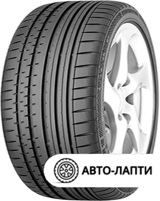 Автошина 205/55 R16 91 W CONTINENTAL ContiSportContact-2 ContiSportContact-2