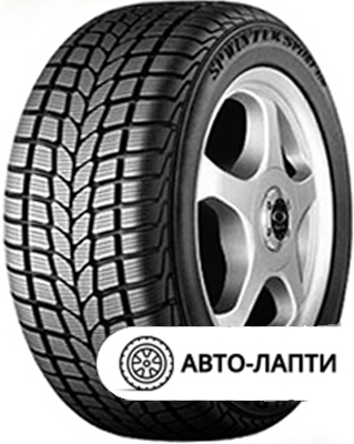 Автошина 255/60 R17 106 H DUNLOP SP WINTER SPORT 400 SP WINTER SPORT 400