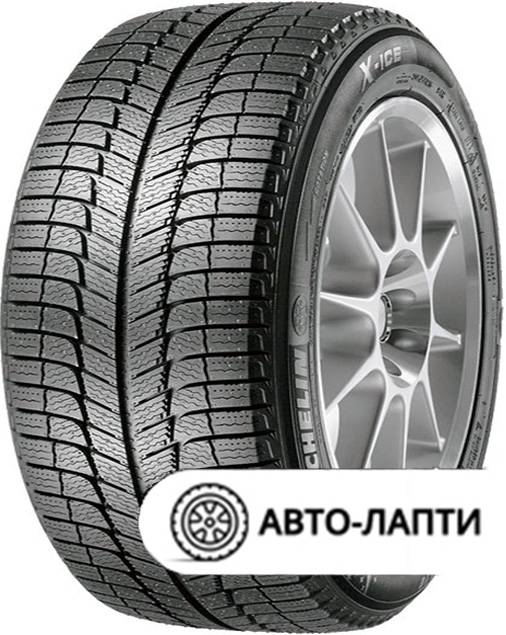 Автошина 205/60 R16 96 H MICHELIN X-ICE 3 X-ICE 3