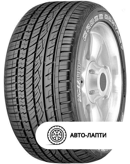 Автошина 235/55 R19 105 W Continental ContiCrossContact UHP